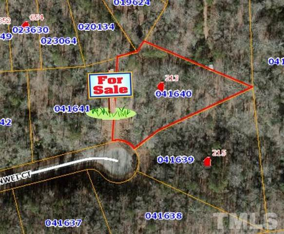 213 Ethanwei Court, Louisburg, NC 27549 (MLS #2397489) :: The Oceanaire Realty