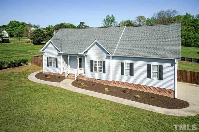 35 Meadow Lane, Franklinton, NC 27525 (#2397498) :: Real Estate By Design
