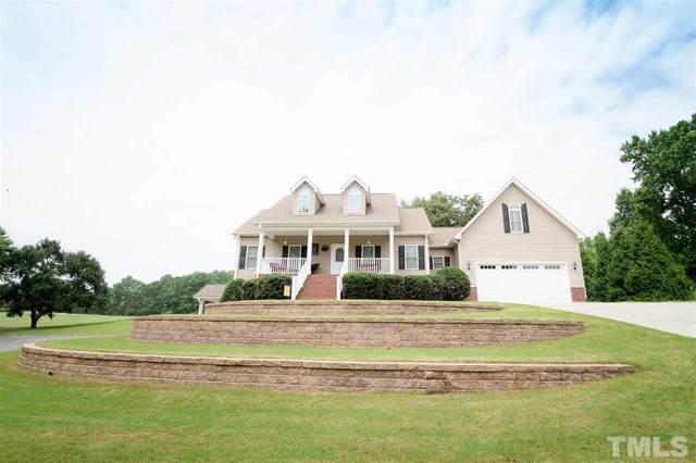 5738 Quail Ridge Drive, Sanford, NC 27332 (#2397529) :: Raleigh Cary Realty