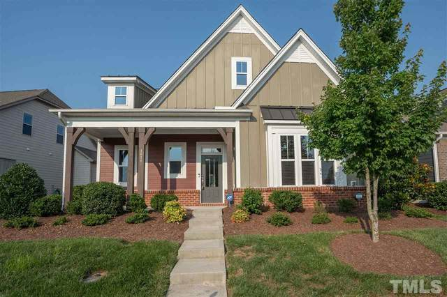 1016 Governess Lane, Morrisville, NC 27560 (#2397601) :: Marti Hampton Team brokered by eXp Realty