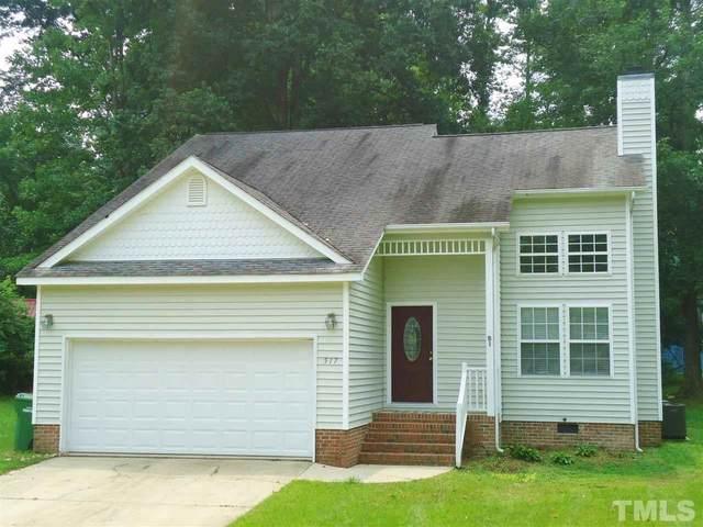 517 Parker Street, Fuquay Varina, NC 27526 (#2397606) :: Real Estate By Design