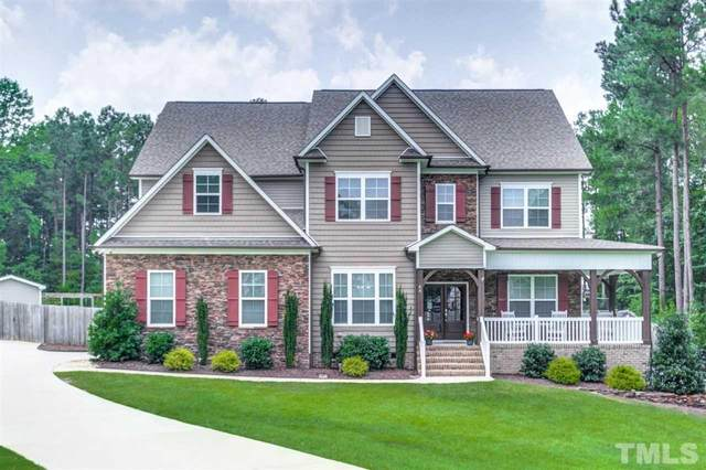 44 Westfield Court, Clayton, NC 27527 (#2397610) :: The Beth Hines Team