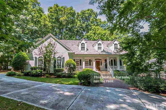 5036 Sunset Forest Circle, Holly Springs, NC 27540 (#2397624) :: Triangle Just Listed