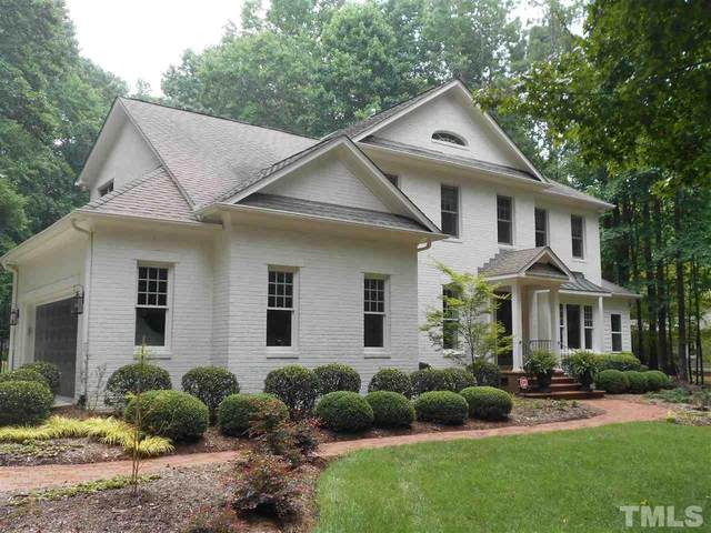 6724 Creek Wood Drive, Chapel Hill, NC 27514 (#2397631) :: Steve Gunter Team