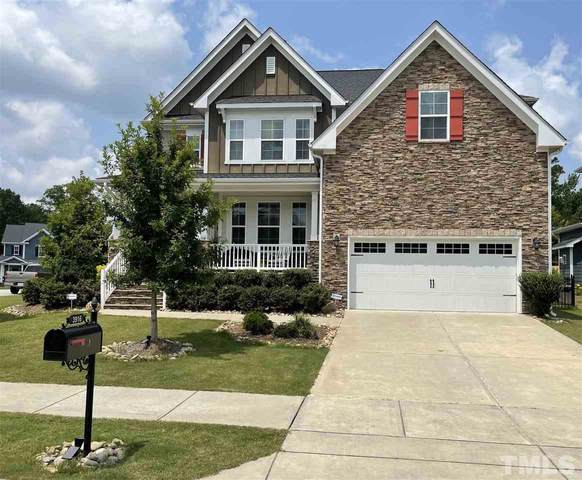 3916 Chapel Oak Drive, Apex, NC 27502 (#2397641) :: Raleigh Cary Realty