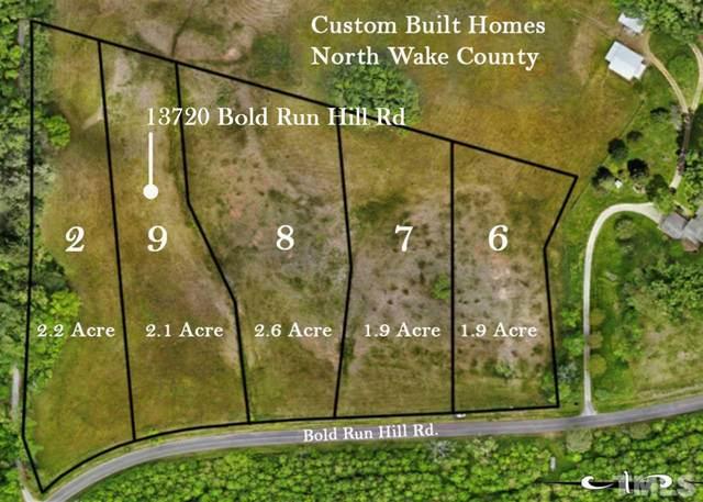13720 Bold Run Hill Road, Wake Forest, NC 27587 (#2397662) :: Rachel Kendall Team