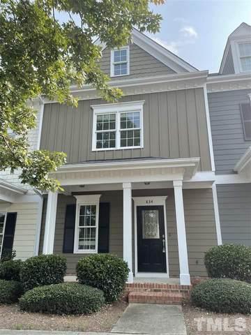 834 Myrtle Grove Lane, Apex, NC 27502 (#2397663) :: Bright Ideas Realty