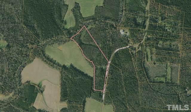 0 Lambeth Mill Road, Siler City, NC 27344 (#2397664) :: The Helbert Team