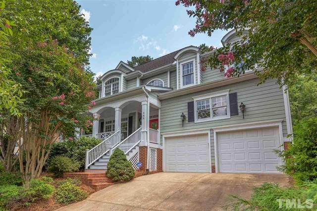 206 Old Larkspur Way, Chapel Hill, NC 27516 (MLS #2397677) :: The Oceanaire Realty