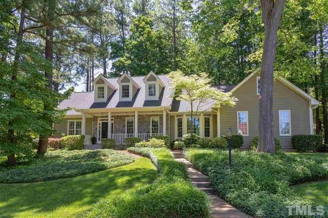 100 Old Bridge Lane, Chapel Hill, NC 27517 (#2397682) :: The Beth Hines Team