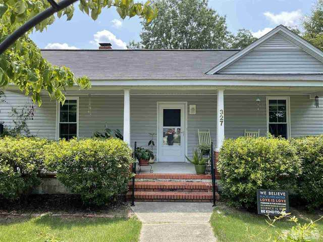 327 W Stallings Street, Clayton, NC 27520 (#2397735) :: Bright Ideas Realty