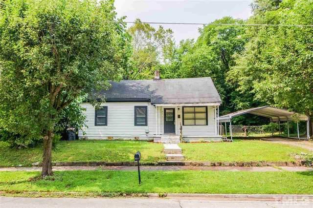 611 Breckenridge Street, Henderson, NC 27536 (#2397748) :: Realty One Group Greener Side