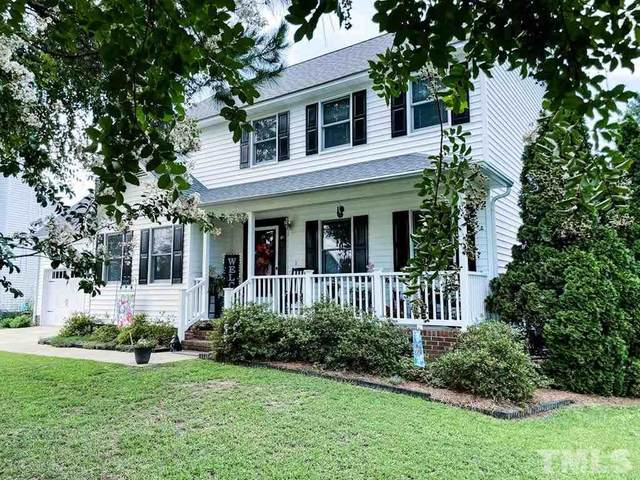 8 Woodsdale Drive, Smithfield, NC 27577 (#2397754) :: The Beth Hines Team