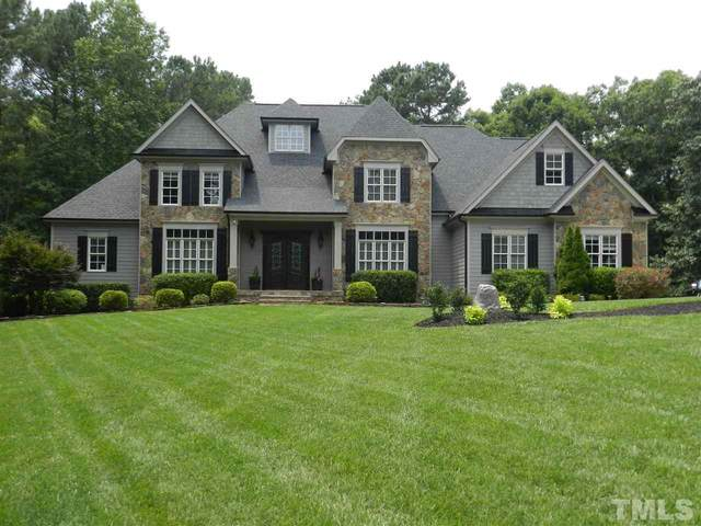 1121 Foothills Trail, Wake Forest, NC 27587 (#2397767) :: Realty One Group Greener Side
