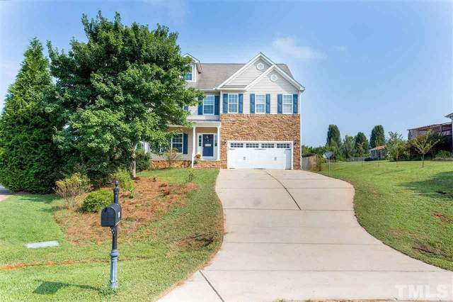 1921 Fairwinds Drive, Graham, NC 27253 (#2397773) :: Realty One Group Greener Side