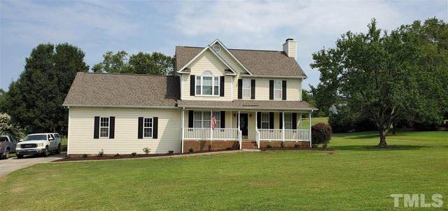 212 Riverwood Drive, Clayton, NC 27527 (#2397776) :: Realty One Group Greener Side