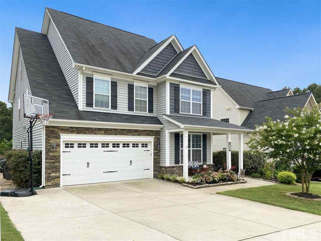 213 Sweet Violet Drive, Holly Springs, NC 27540 (#2397781) :: The Jim Allen Group