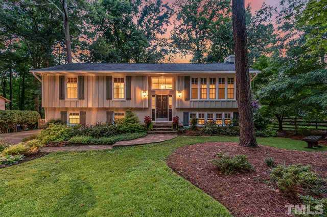 5829 Timber Ridge Drive, Raleigh, NC 27609 (MLS #2397783) :: The Oceanaire Realty