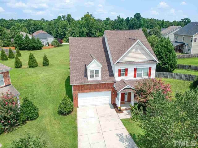 6205 Sparkling Brook Drive, Raleigh, NC 27616 (#2397796) :: The Beth Hines Team