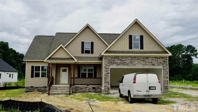 3009 New Watkins Lane, Raleigh, NC 27616 (#2397812) :: RE/MAX Real Estate Service