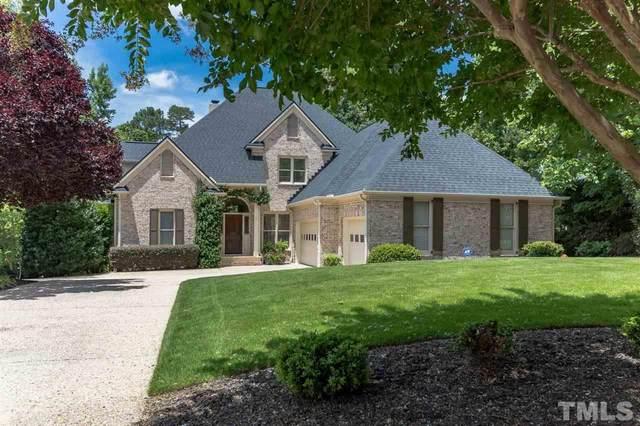 101 Eaton Place, Cary, NC 27513 (#2397814) :: Rachel Kendall Team
