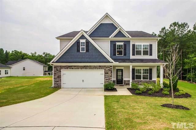 183 Deer Knoll Lane, Clayton, NC 27527 (#2397816) :: Realty One Group Greener Side