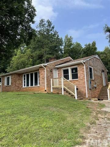 50 Henderson Road, Roxboro, NC 27573 (#2397841) :: Kim Mann Team