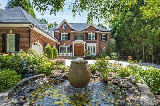 538 Mountain Laurel, Chapel Hill, NC 27517 (#2397857) :: Dogwood Properties