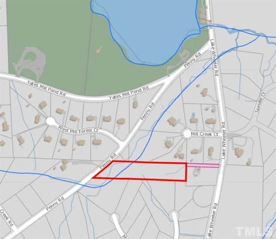 4850 Lake Wheeler Road, Raleigh, NC 27603 (#2397865) :: Rachel Kendall Team