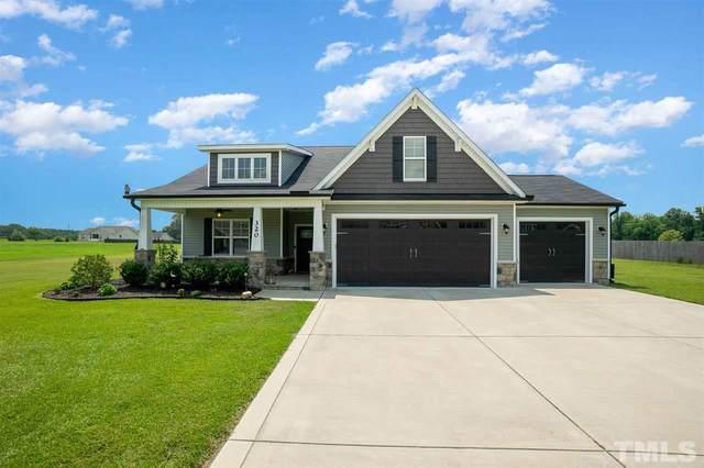 320 Fairfax Drive, Sanford, NC 27332 (#2397909) :: The Beth Hines Team