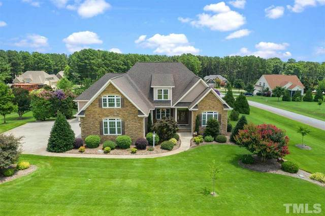40 Princeton Manor Drive, Youngsville, NC 27596 (#2397914) :: Realty One Group Greener Side