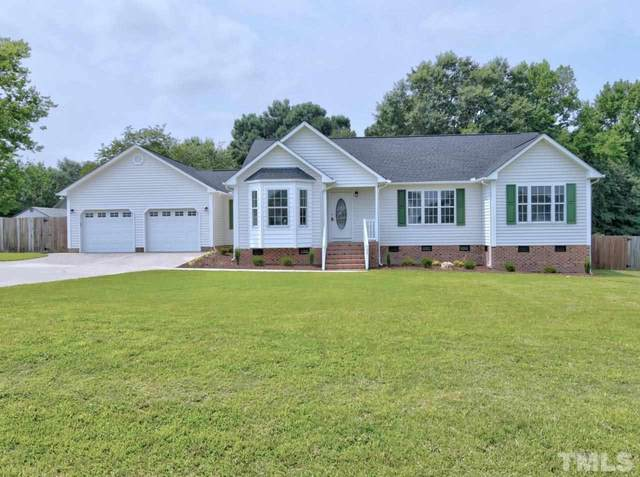 105 Valleycastle Court, Clayton, NC 27520 (#2397938) :: Realty One Group Greener Side