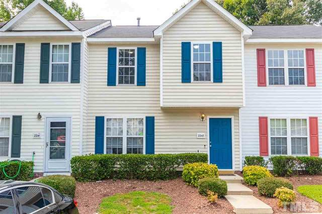 2243 Violet Bluff Court, Raleigh, NC 27610 (#2397942) :: Realty One Group Greener Side