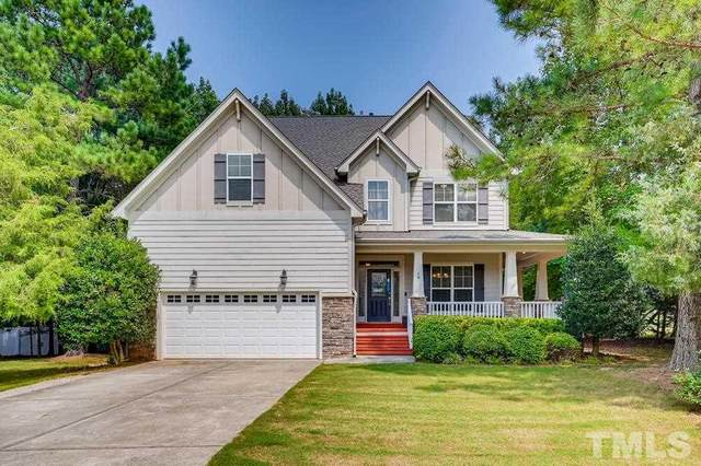 10 Glasview Lane, Youngsville, NC 27596 (#2397951) :: The Jim Allen Group