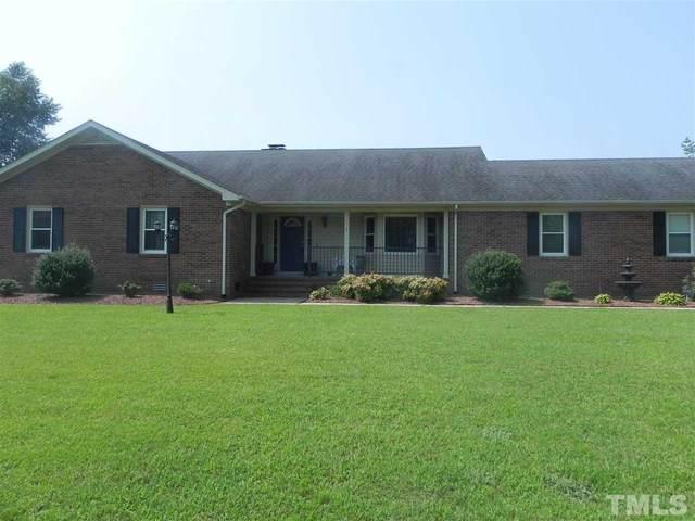 302 N Cottonwood Drive, Goldsboro, NC 27530 (#2397985) :: Scott Korbin Team