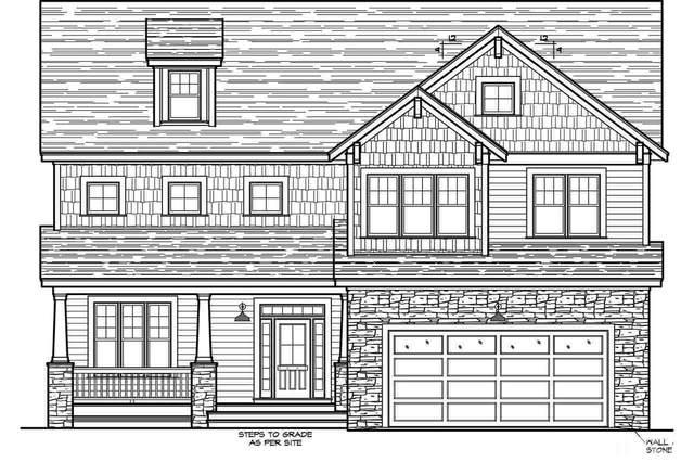 Lot 3 N Pea Ridge Road, Pittsboro, NC 27502 (#2398054) :: Realty One Group Greener Side