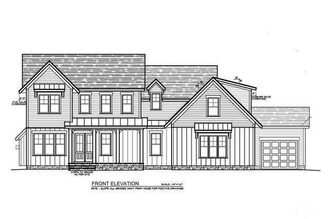 Lot 1 N Pea Ridge Road, Pittsboro, NC 27502 (#2398057) :: Realty One Group Greener Side