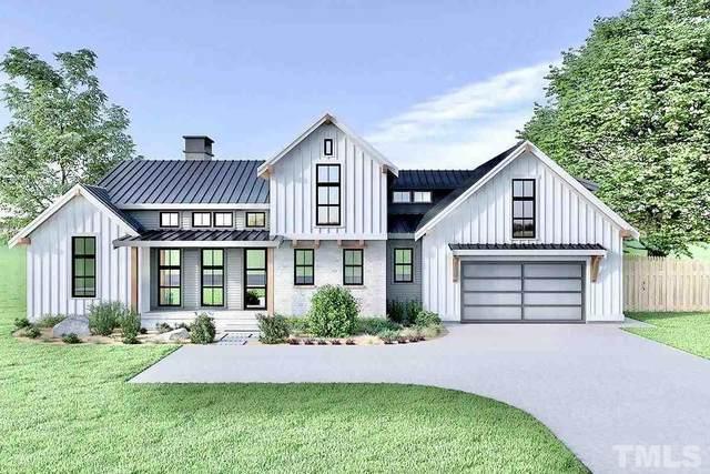 108 Boyd Street Lot Ii, Cary, NC 27513 (#2398078) :: Bright Ideas Realty
