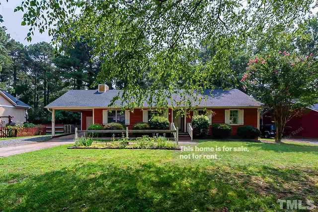 419 Holtz Lane, Cary, NC 27511 (#2398100) :: Spotlight Realty