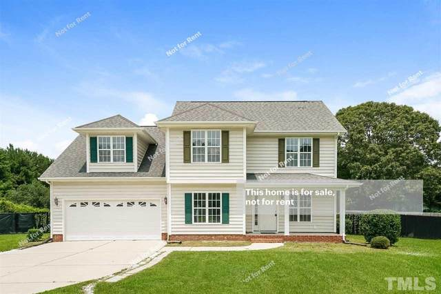 93 Cool Creek Drive, Willow Spring(s), NC 27592 (#2398108) :: The Jim Allen Group