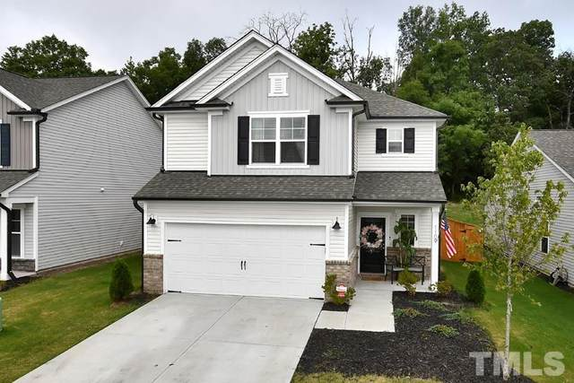 1109 Sandtrap Way, Durham, NC 27703 (#2398185) :: Realty One Group Greener Side