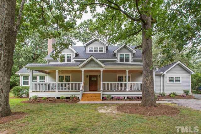 45 Oakwood Drive, Chapel Hill, NC 27517 (#2398189) :: Kim Mann Team