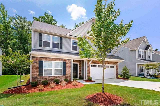 109 Fortress Drive, Morrisville, NC 27560 (#2398205) :: Raleigh Cary Realty
