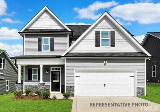 34 Chapman Court, Wendell, NC 27591 (#2398225) :: Bright Ideas Realty