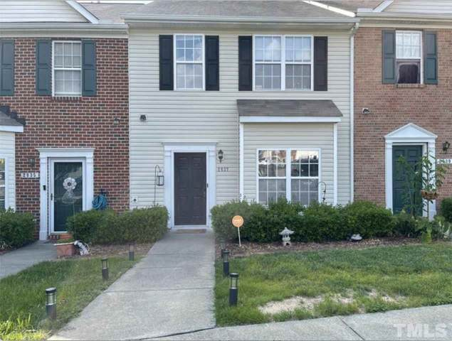 2837 Gross Avenue, Wake Forest, NC 27587 (#2398257) :: Marti Hampton Team brokered by eXp Realty