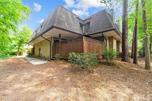 118 Finley Forest Drive #118, Chapel Hill, NC 27517 (#2398270) :: The Blackwell Group