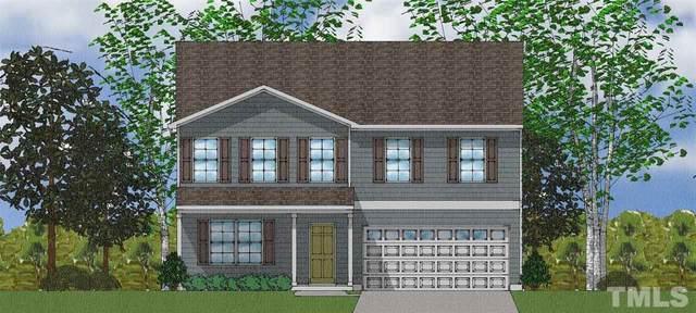 5201 Calhoun Place Lot 441, Knightdale, NC 27545 (#2398273) :: Scott Korbin Team