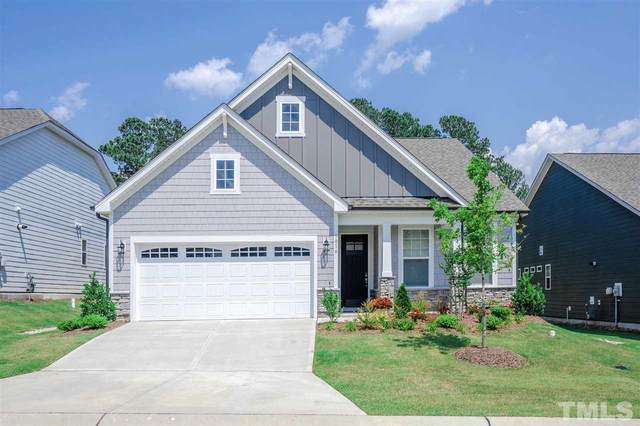 1016 Pondfield Way, Durham, NC 27713 (#2398276) :: Realty One Group Greener Side