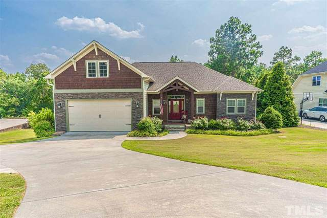 121 Hammerstone Circle, Whispering Pines, NC 28327 (#2398304) :: Realty One Group Greener Side