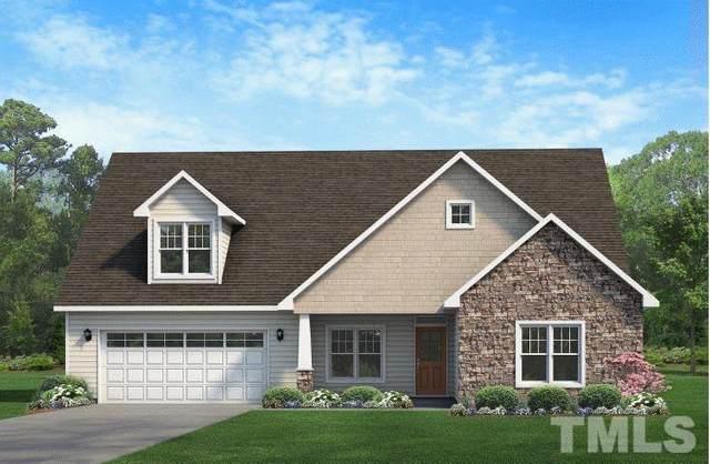 87 Pond Mountain Drive, Clayton, NC 27520 (#2398414) :: Log Pond Realty